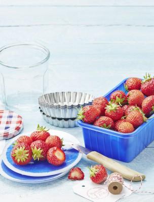DELI Erdbeeren